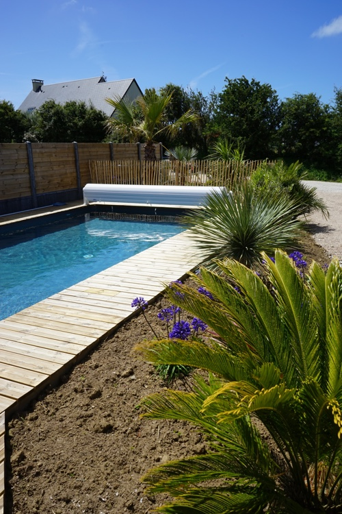 Location piscine Carteret